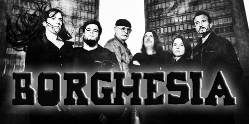 Borghesia releases new album, announces two Slovenian shows