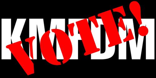 KMFDM - VOTE!