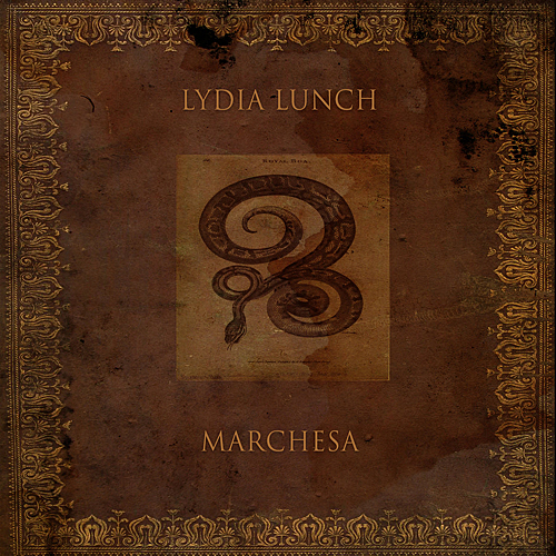 Lydia Lunch - Marchesa