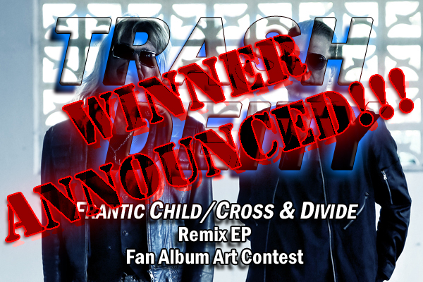 Winner and Runner-Up of Trash Deity Fan Album Art Contest announced