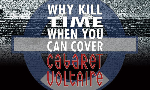 Metropolis announces tribute compilation to Cabaret Voltaire
