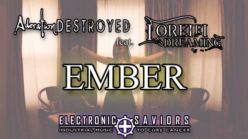 ReGen Exclusive: new music video from Electronic Saviors collaboration featuring Adoration Destoyed and Lorelei Dreaming