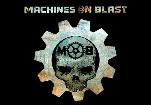 Machines on Blast releases promo video for upcoming sophomore album