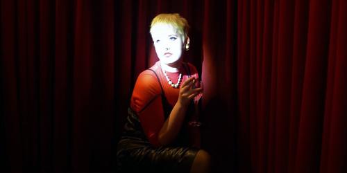 Kælan Mikla vocalist Sólveig Matthildur releases new single featuring Drab Majesty's Deb Demure