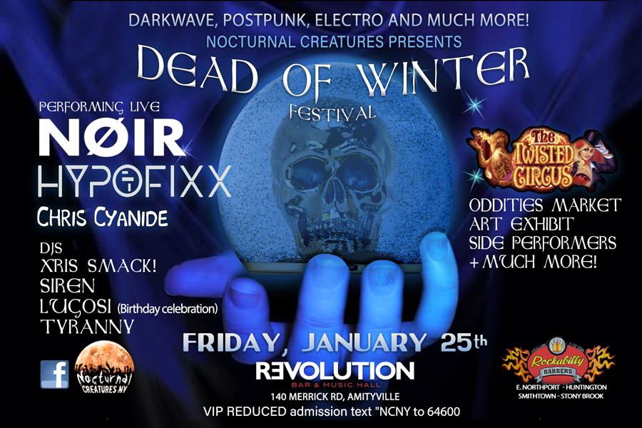 Dead of Winter Festival 2019