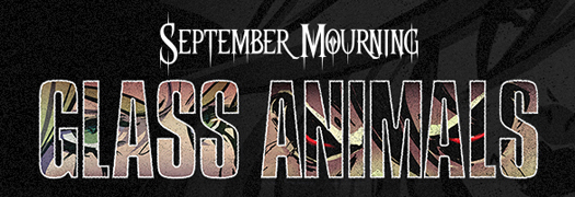 September Mourning releases music video of latest single and graphic novel