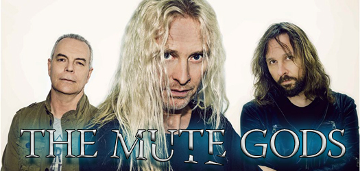 The Mute Gods announces third album, featuring Rush guitarist