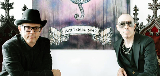 Am I Dead Yet, featuring PWEI and Apollo 440 members, announces debut album