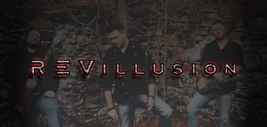 REVillusion announces details of sophomore album, featuring guest performances from members of PIG, Stabbing Westward, and Chimaira
