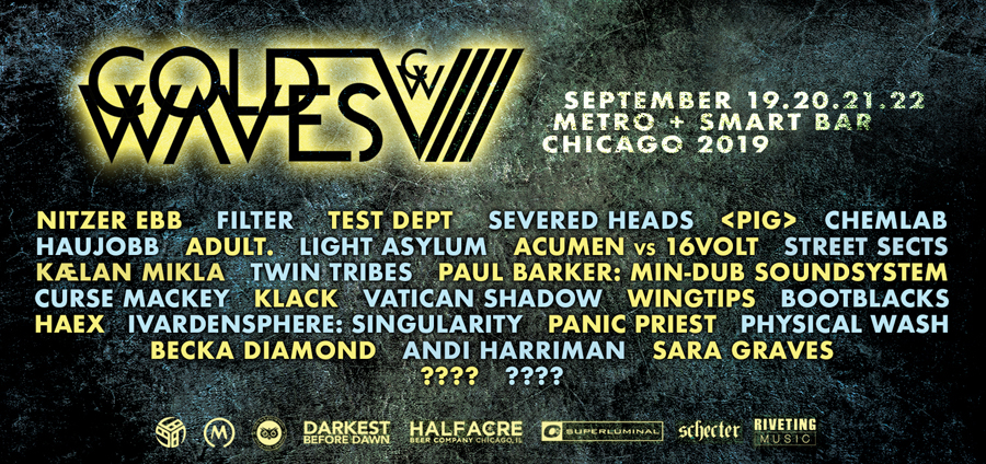 ColdWaves VIII announces band lineup