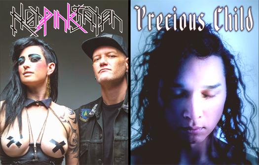 Precious Child and Hot Pink Satan announce U.S. spring tour