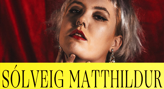 Sólveig Matthildur announces sophomore solo album featuring Deb Demure and Some Ember