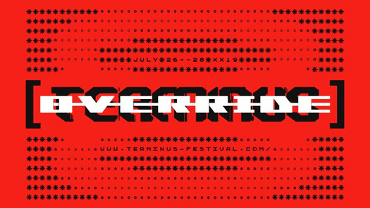 """Terminus announces dates and band lineup for """"Override"""" edition"""
