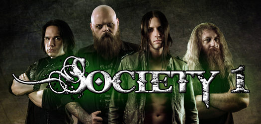 Society 1 working with hardcore punk legend Greg Hetson to mix latest album