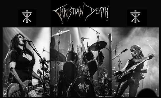 Christian Death to host first ever video chat / music video premiere