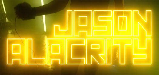 Jason Alacrity releases latest music video, announces European tour