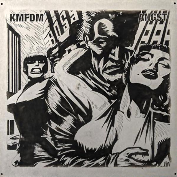 Metal Album Cover